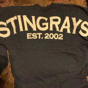 AXS stingray allstars est 2002 navy blue jersey